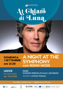 A night at the Symphony @ Ex Convento deiTeatini | Lecce | Puglia | Italia