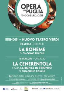 LA BOHEME BRINDISI @ Nuovo Teatro Verdi | Brindisi | Puglia | Italia