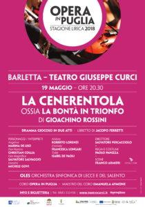 LA CENERENTOLA BARLETTA @ Teatro Giuseppe Curci   Barletta   Puglia   Italia