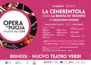 LA CENERENTOLA BRINDISI @ Nuovo Teatro Verdi | Brindisi | Puglia | Italia