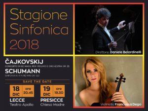 Francesca Dego Lecce @ Teatro Apollo | Lecce | Puglia | Italia