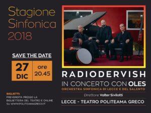Radiodervish Lecce @ Teatro Politeama Greco   Lecce   Puglia   Italia